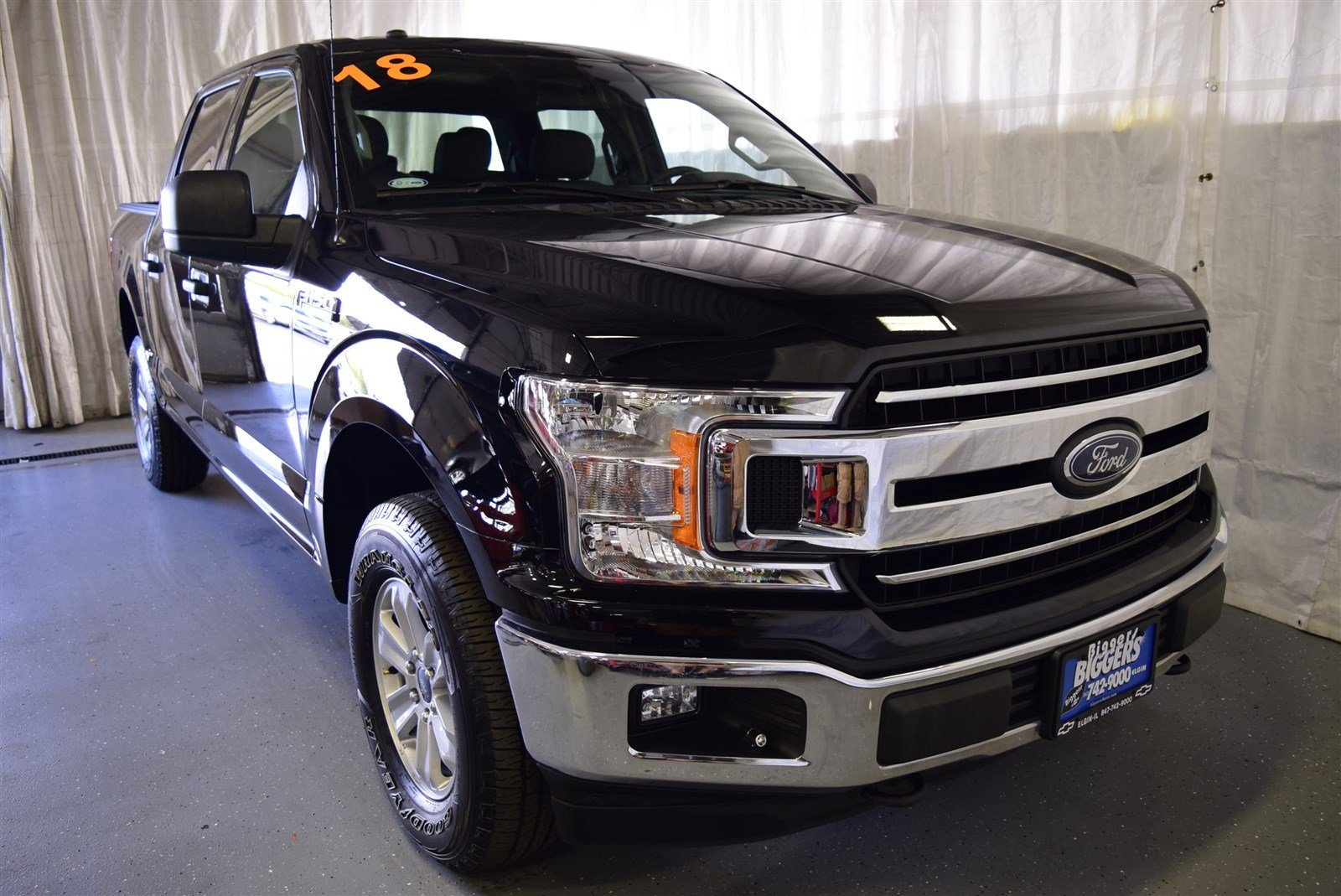 Pre owned 2018 ford f 150 xlt