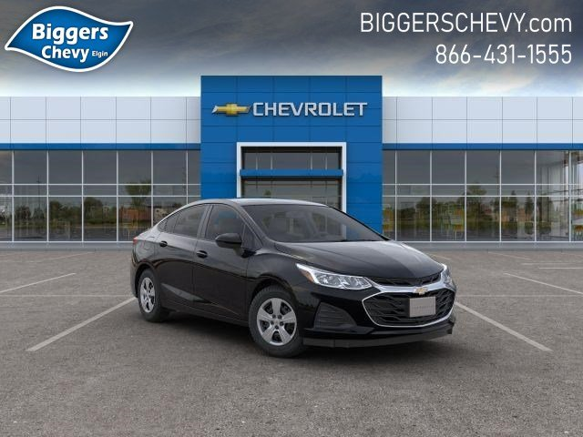 New 2019 Chevrolet Cruze LS FWD Sedan