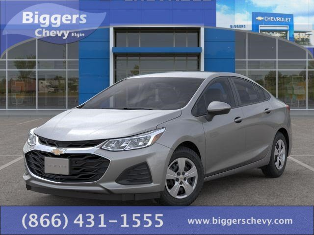 New 2019 Chevrolet Cruze Ls Sedan Near Schaumburg 2190072 Biggers