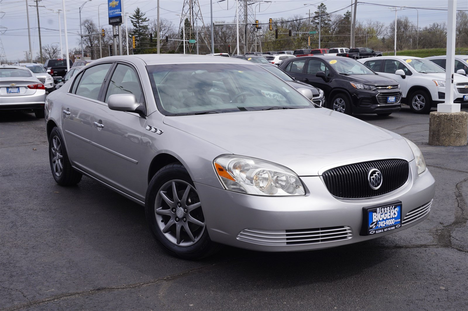 Used 2006 Buick Lucerne Cxl 4dr Car Near Schaumburg 54894 Biggers