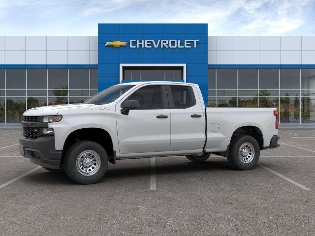 New 2019 Chevrolet Silverado 1500 Work Truck RWD Extended Cab