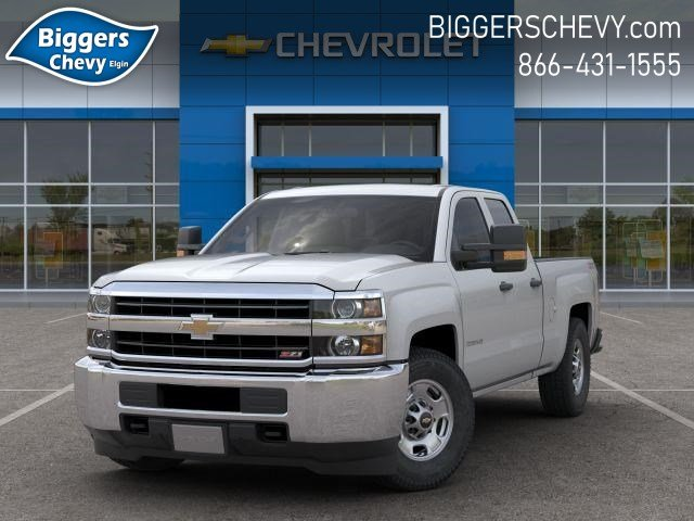 Chevy Work Truck >> 2019 Chevrolet Silverado 2500hd Work Truck 4wd