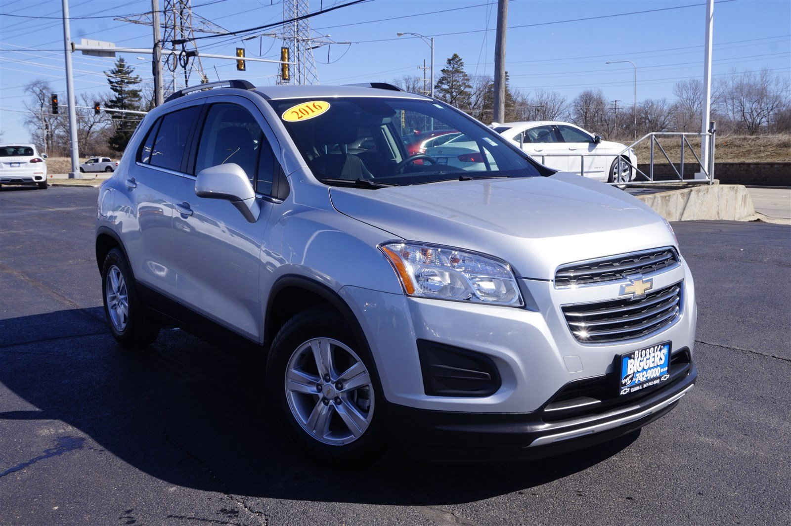 Certified Pre Owned 2016 Chevrolet Trax Lt