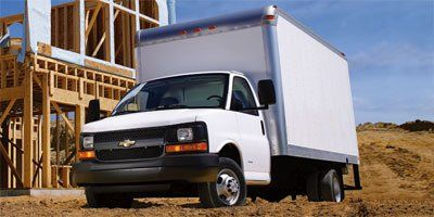 Pre-Owned 2013 Chevrolet Express Commercial Cutaway VAN 177