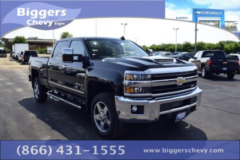 New 2018 Chevrolet Silverado 2500HD LTZ