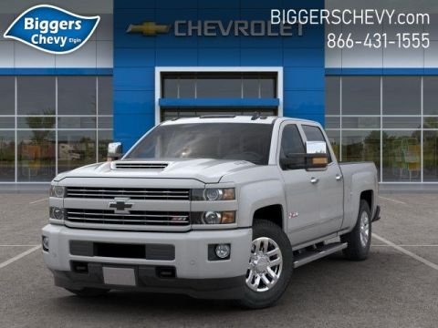 New 2019 Chevrolet Silverado 3500HD LTZ Crew Cab near