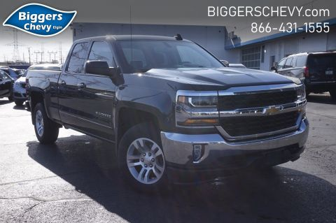Used Chevy Silverado For Sale >> Used Chevy Silverado 1500 For Sale In Elgin Il Biggers Chevy