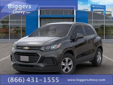 New Chevrolet Trax In Elgin Biggers Chevrolet